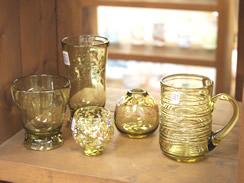 ガラスの里オリジナル「太田川ガラス」